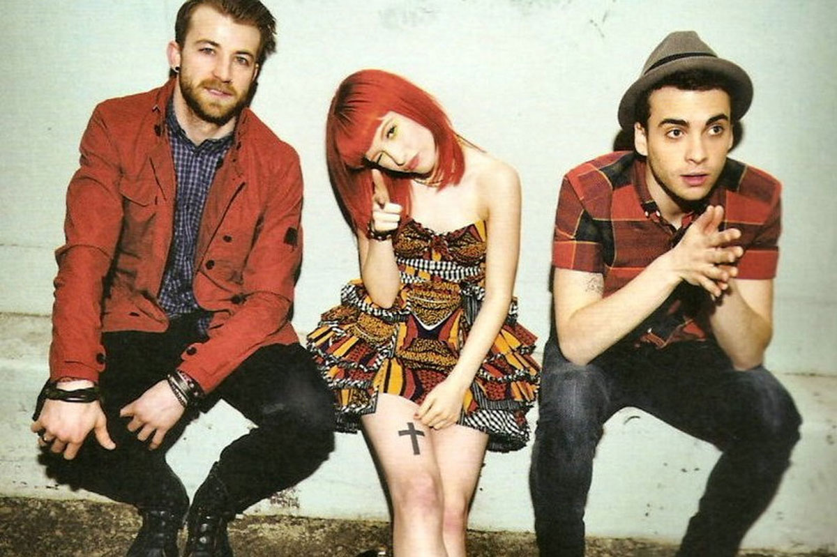 Grammy Winners Paramore Will Be In West Palm Beach Paramore