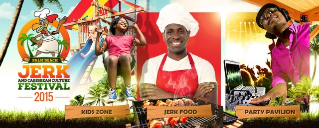 Palm Beach Jerk and Caribbean Culture Festival on Memorial Day