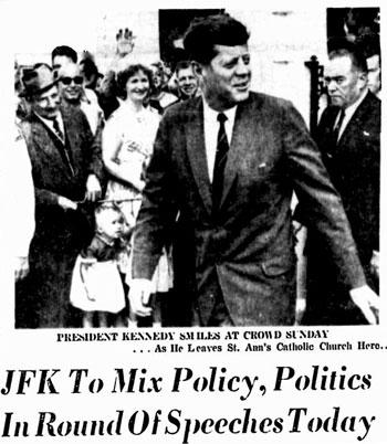 President-Kennedy-attends-Mass-at-St.-Ann-in-West-Palm-Beach