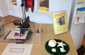 3D-printer-and-objects-it-made
