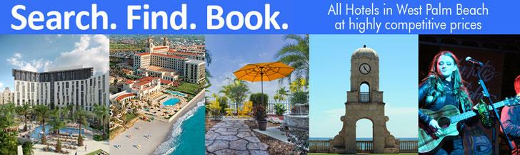 Book a Hotel in West Palm Beach