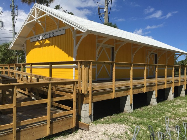 Flagler Train Depot to Become New Museum