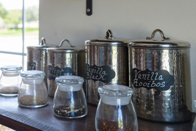 Teas at Olivias Special Teas