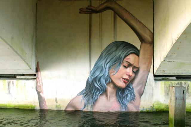 Artist Sean Yoro