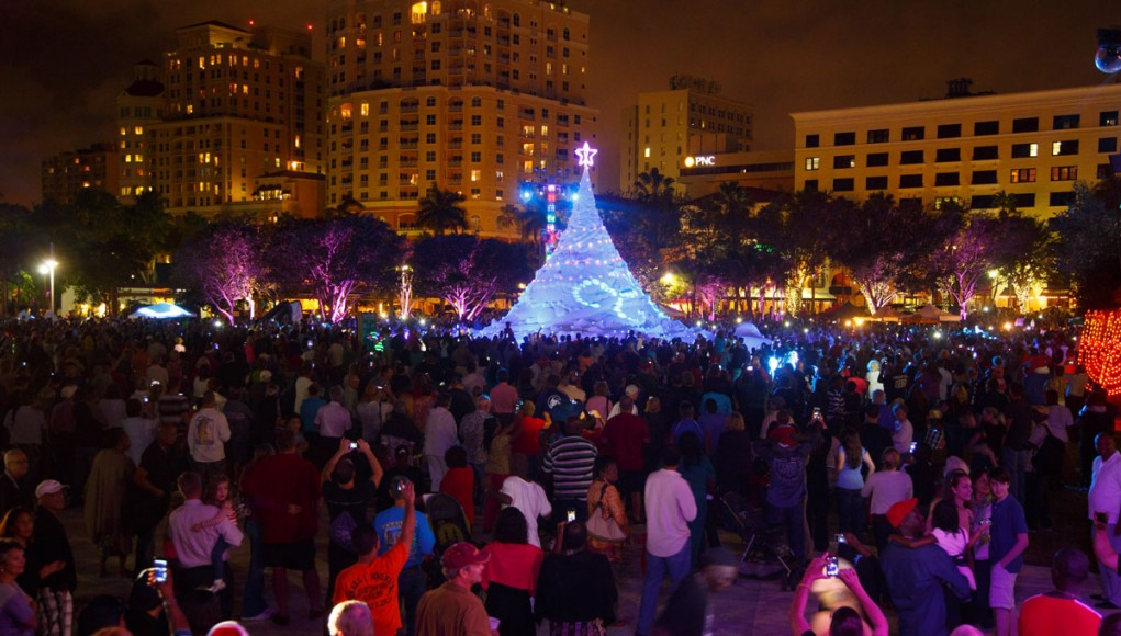 Holiday Season Events in West Palm Beach