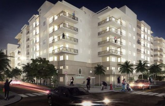 Rendering of the new Loftin Place in West Palm Beach