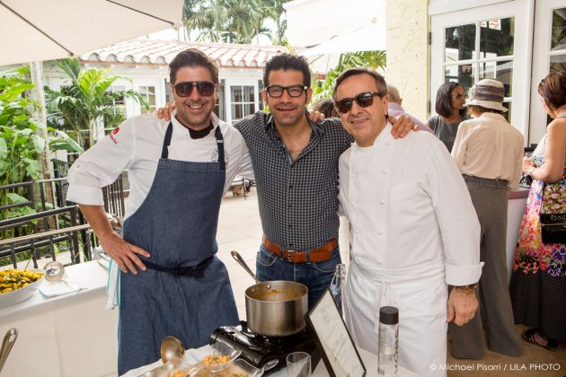 Chefs at the PBFWF