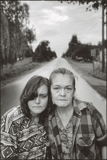 Tiny and Pat by Mary Ellen Mark