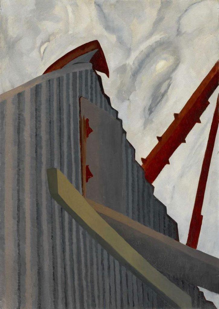 Helen Torr American Corrugated Building, 1929