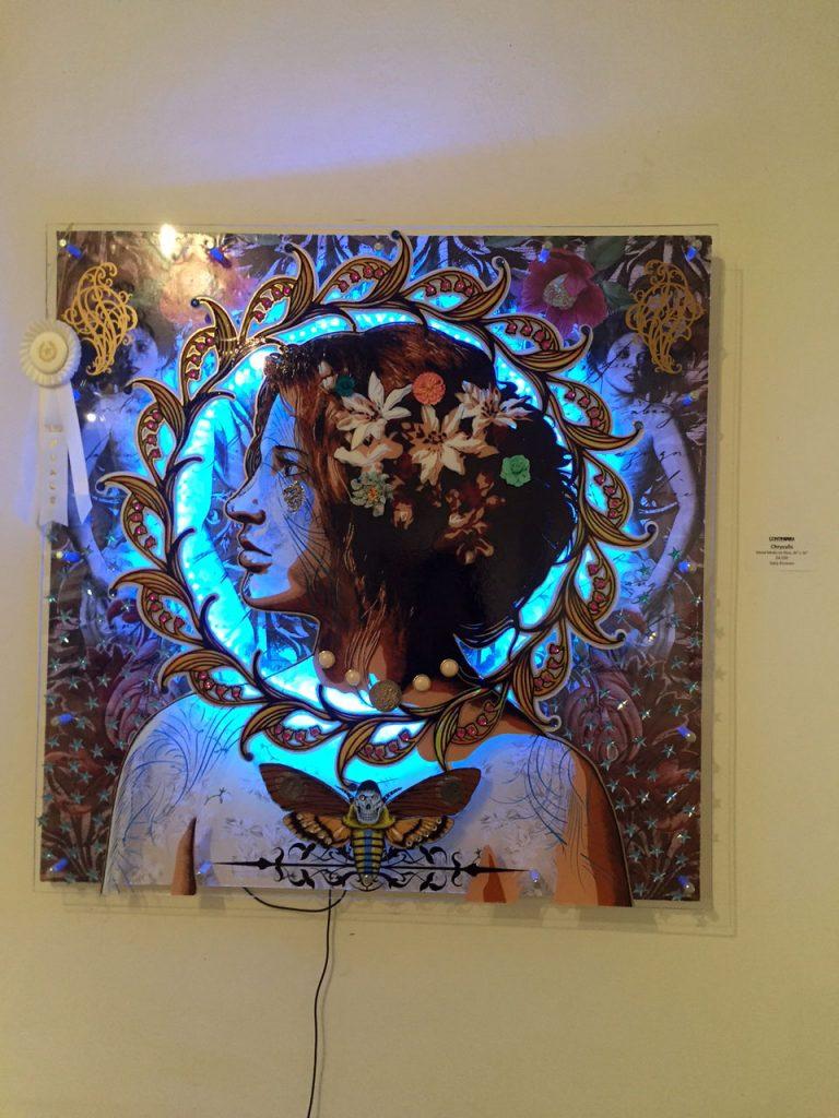 Gary Kroman artwork at Continuum