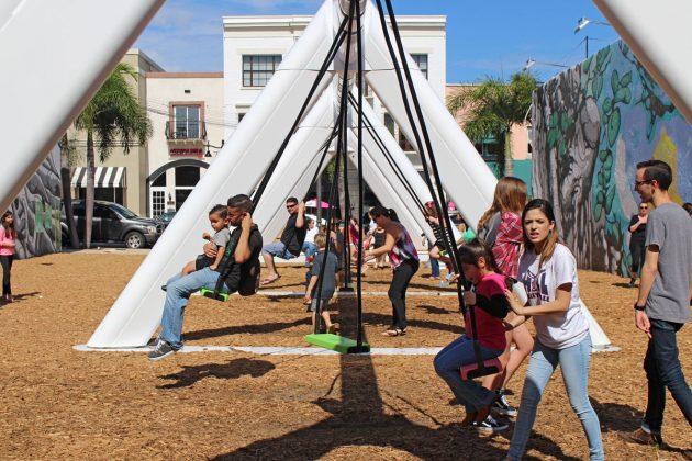 Musical Swings in West Palm Beach