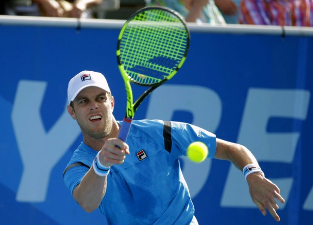 Sam Querrey Wins Delray Beach Open