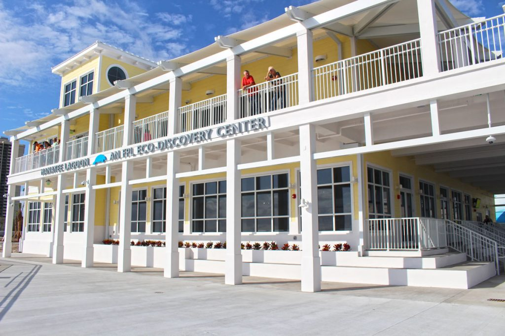 Manatee Lagoon Center