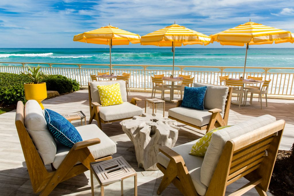 Breeze Ocean Kitchen Dining Near West Palm Beach