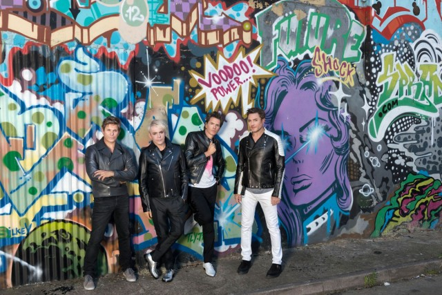 Duran Duran to Perform at SunFest on Wednesday, April 27