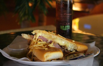 Cuban Sandwich in the Palm Beaches