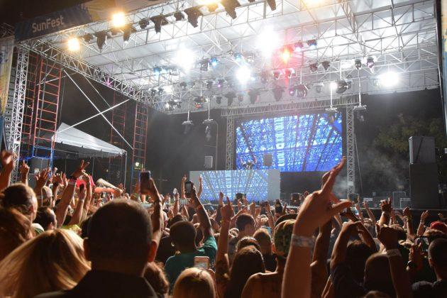 SunFest: a Unique Music & Art Festival Experience