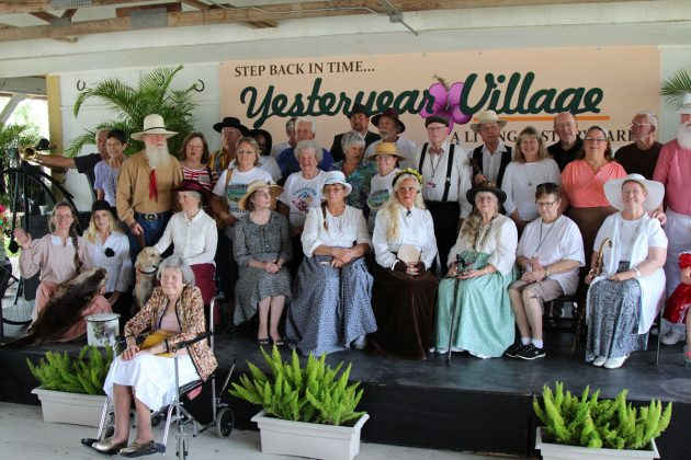 Yesteryear Village Grand Opening