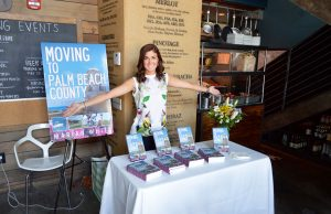 Moving to Palm Beach County author Marian White