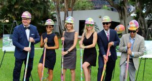 Groundbreaking Ceremony Launches CANVAS Outdoor Museum Show