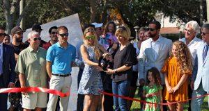 CANVAS 2016 ribbon cutting ceremony