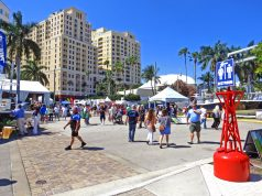 Palm Beach Boat Show Parking & Transportation