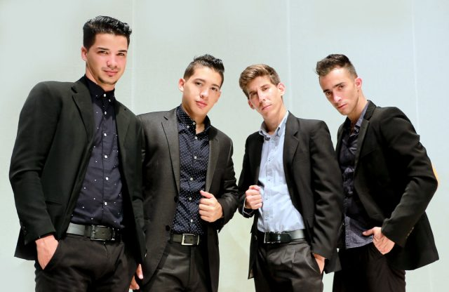 'The Habana Boys': New Cuban Sensation Make their North American Debut Tour