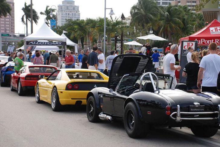 Destination Supercar Week Palm Beach