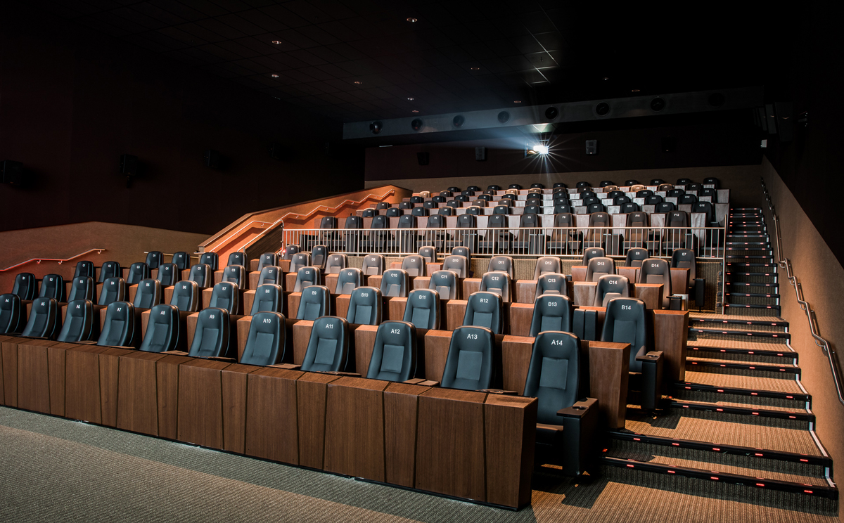 Theatre Movies Theaters Go Luxe
