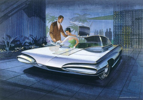 Concept-Gullwing-with-stylish-couple