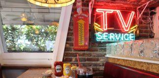 Antique Row Restaurants