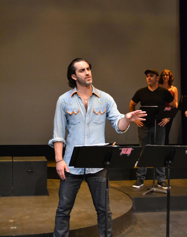Cooper-Grodin,-Nick-Duckart,-&-Lauren-Bell-rehearsing-110-in-the-Shade