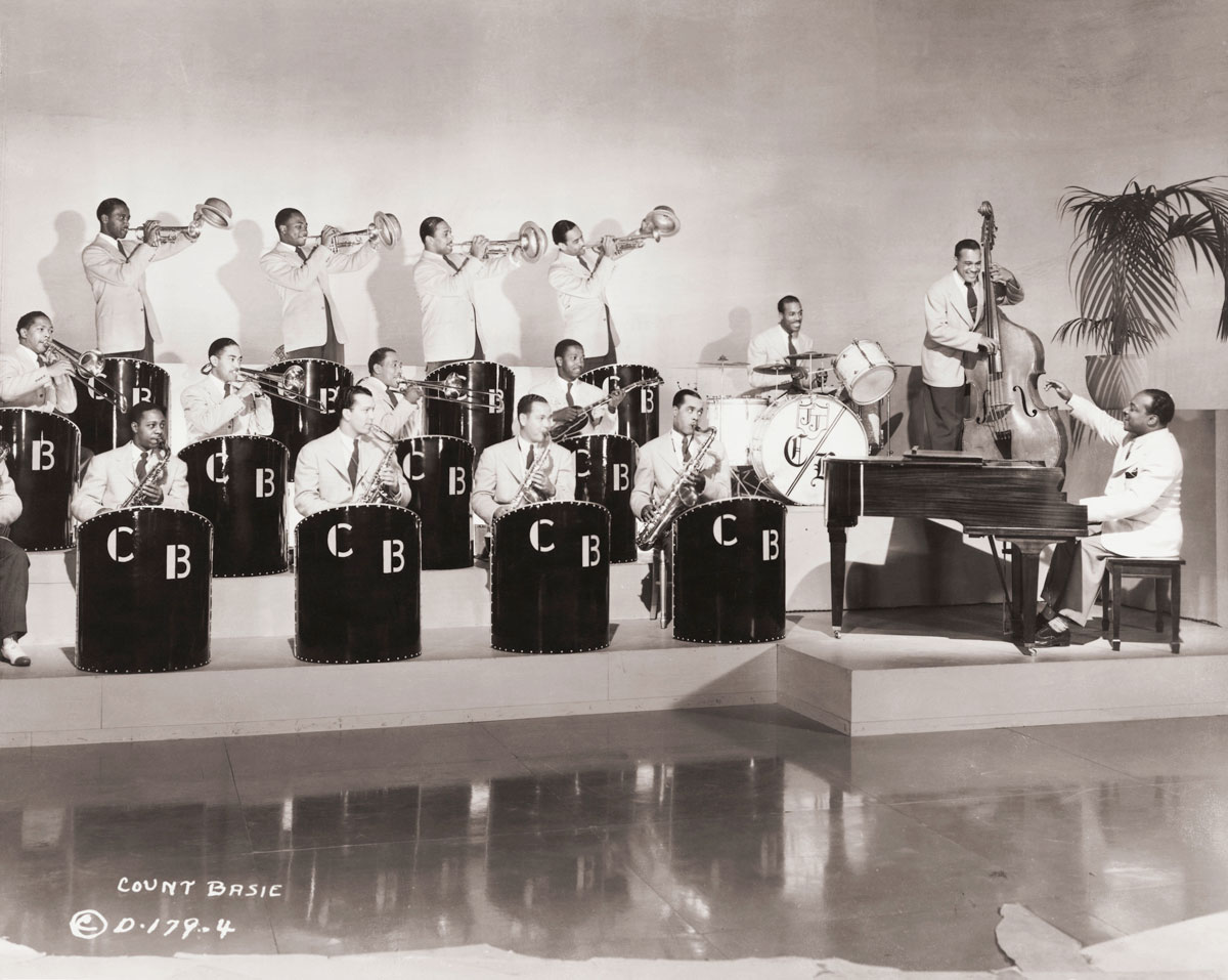 West Palm Beach Sunset Lounge Highlight Moments And Performers 1 Of 6 Count Basie His Orchestra