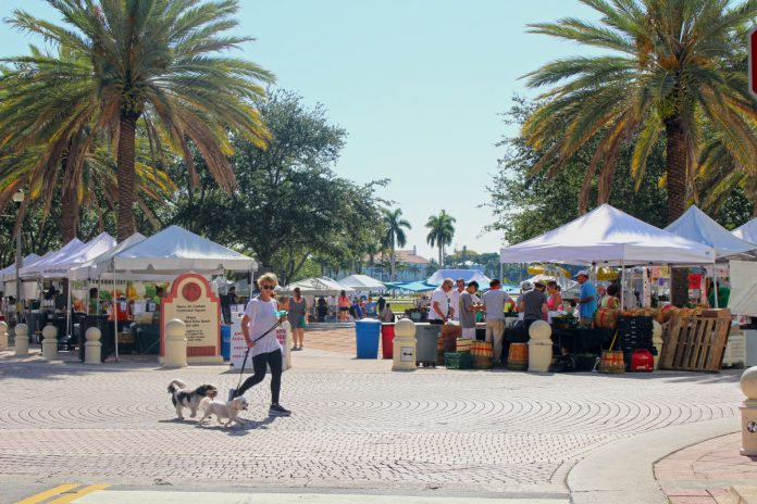 West Palm Beach GreenMarket Opens on October 3