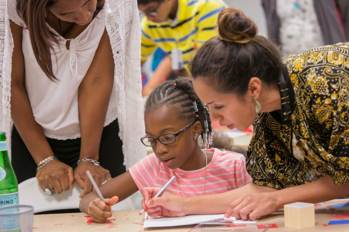 Family Studio Program at The Norton Museum of Art