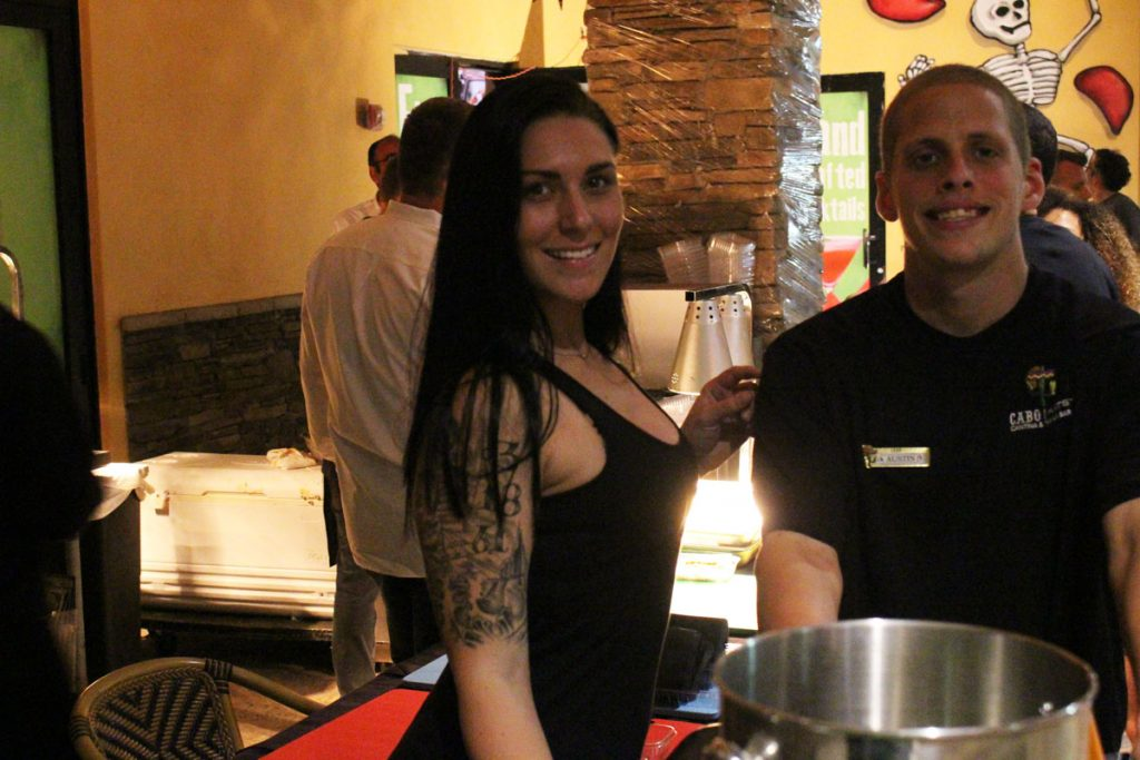 CityPlace Cabo Flats Restaurant new staff members