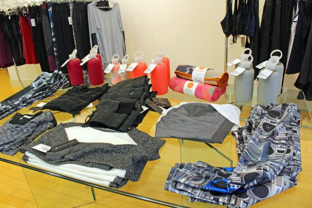 Fitness Hub Studios Holiday Pop-Up Activewear Boutique