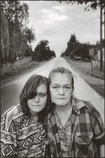 Tiny and Pat by Mary Ellen Mark