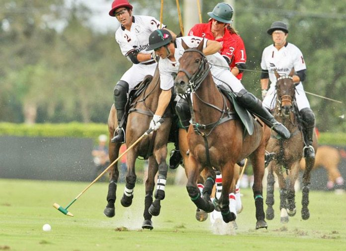 International Polo Club Opening Day