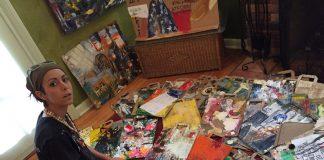 Erin Fromkes - Art as Saving Grace