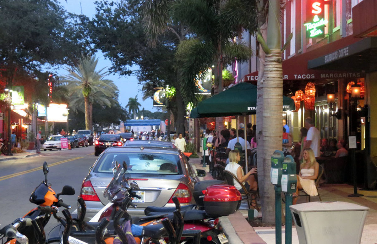 Best Restaurants On Clematis Street In West Palm Beach