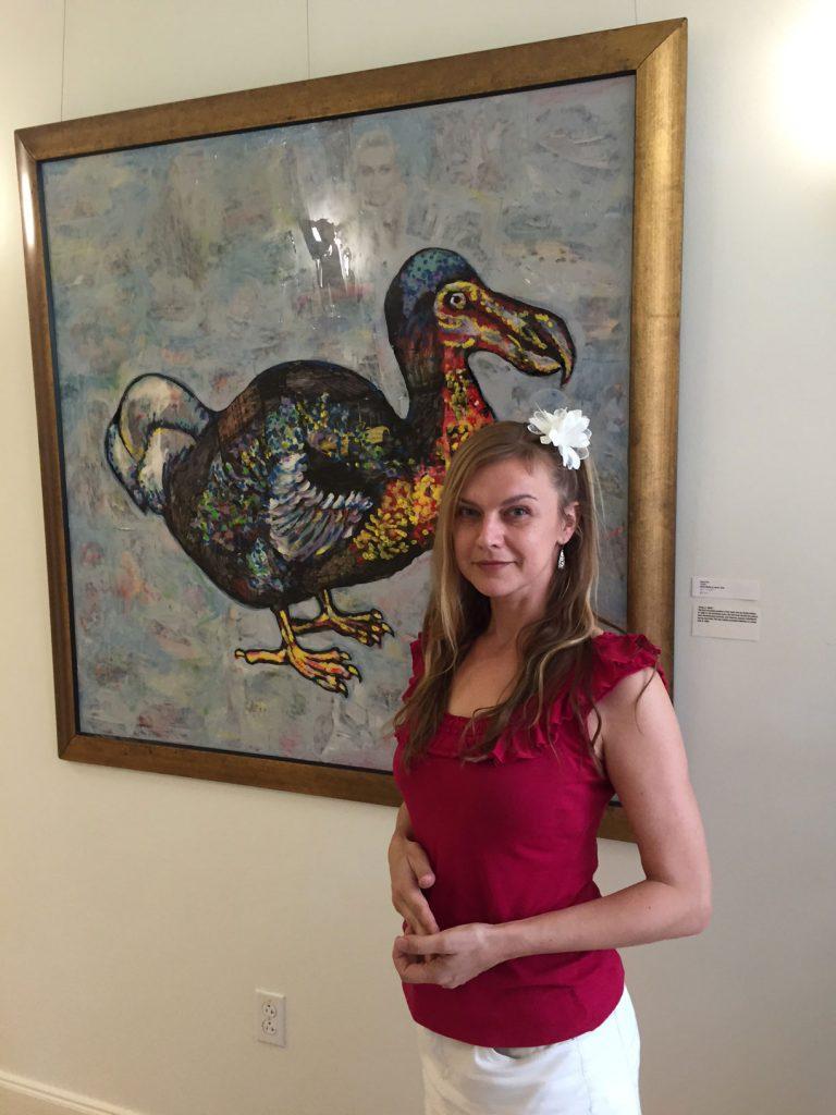 Agata Ren and her Dodo