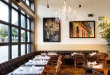 Grato Restaurant Interiors Photo Libbyvision