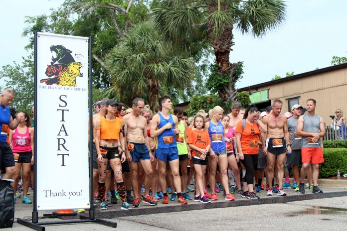 Stacey Konwiser Memorial Save the Tiger 5K race 2018