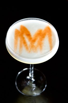 Meat Market Pisco Sour | Photo: Ben Rusnak