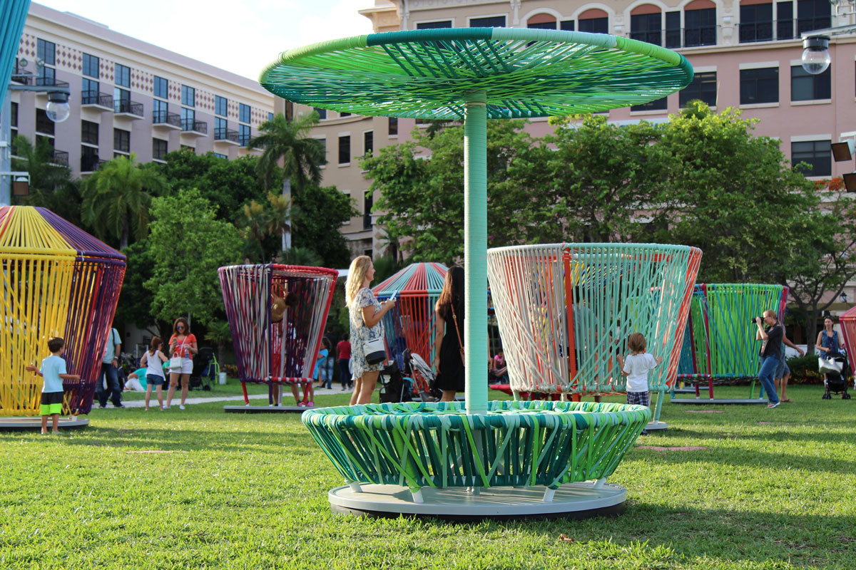 Summer in Paradise Events - Downtown West Palm Beach