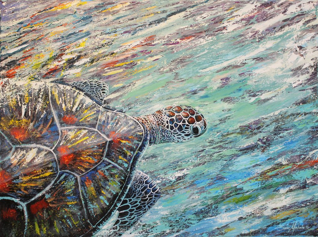 Flora and Fauna Exhibit at the Box Gallery