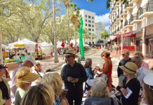 Downtown West Palm Beach History Strolls