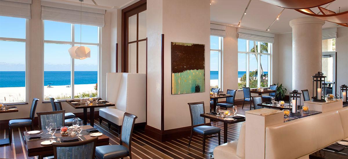Ocean Restaurant Palm Beach Menu
