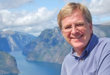 Life on the Road With Travel Writer Rick Steves